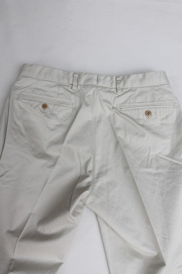 DC WHITE Chino Pants OFF WHITE (4)