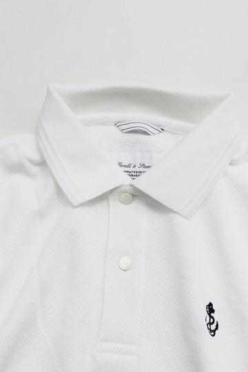 FIDELITY Marine Polo WHITE (2)