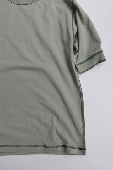 Nepco Military Rib Tee OLIVE (3)