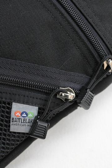 Battle Lake Open & Shut Briefcase BLACK (3)