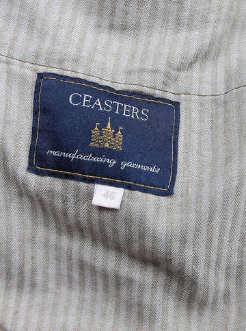 CEASTERS Twill Easy Trousers BEIGE (7)