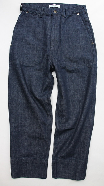 RICEMAN Work Pants INDIGO (5)
