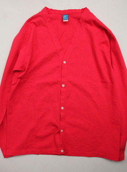 Goodon Tee Cardigan RED