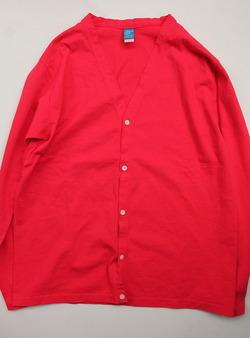 Goodon Tee Cardigan RED