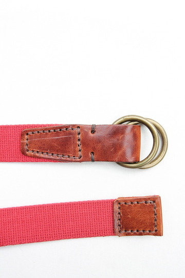 Halcyon 03 Canvas & Leather RED (3)