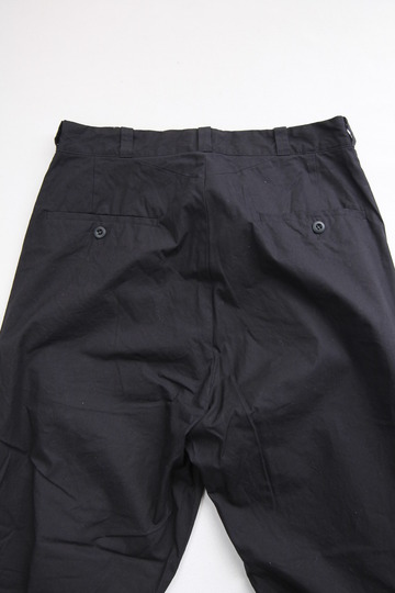 RICEMAN Tapered Pants BLACK (7)