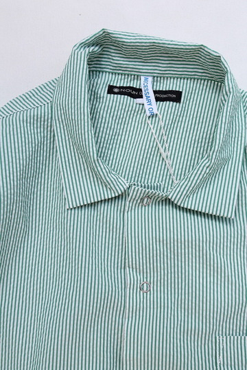 NOUN Work Pullover Stripe GREEN (3)