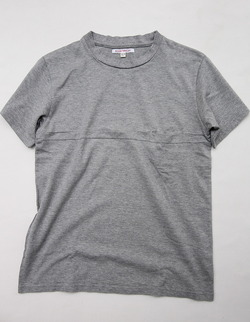 NOUN Horizontal Tee GREY HEATHER