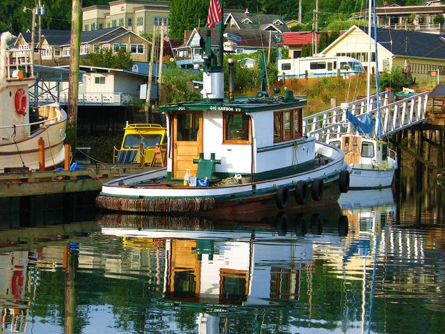 Early Morning Gig Harbor