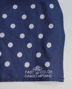 CAMCO First Color NAVY Dots (2)