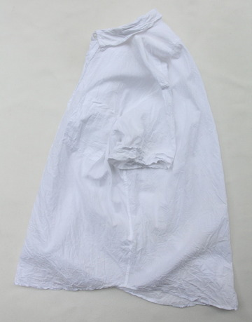 Vasy Lettlement Regular Collar SSL Oversized Shirt WHITE (5)