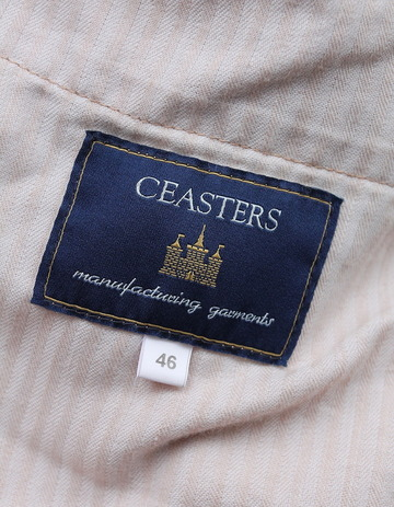 CEASTERS Twill Easy Trousers BEIGE (2)