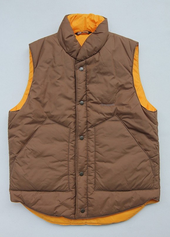 Snugpak Airpack Vest LATVIAN TAN X YELLOW