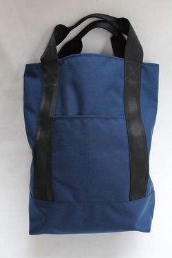 KACI Tall Tote NAVY Made in CALIFORNIA