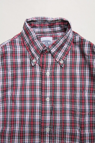 The Baggy Broadcloth Tartan BD Red Plaid RED (3)