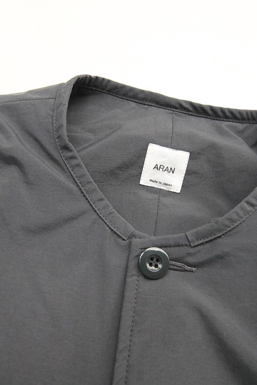 ARAN Vest GREY (2)