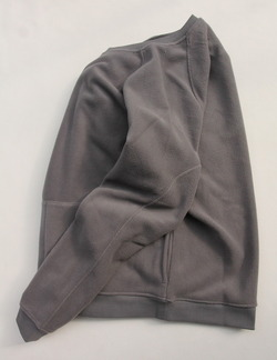 KESTIN HARE Hayamarket Sweat HEATHER GREY (4)