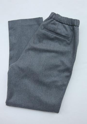 CEASTERS 2 Pleats Easy Trousers GREY  by Burel