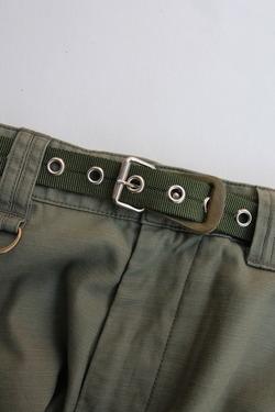 NOUN Belt Nylon OLIVE