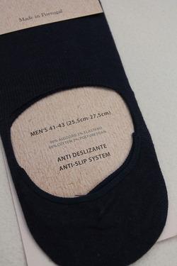 H Footwear Cover Socks Anti Slip System NAVY (3)