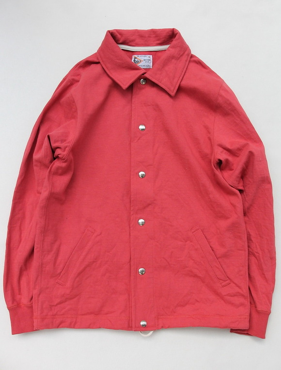 Felco Coach Jacket Supper Hard Jersey FADED RED
