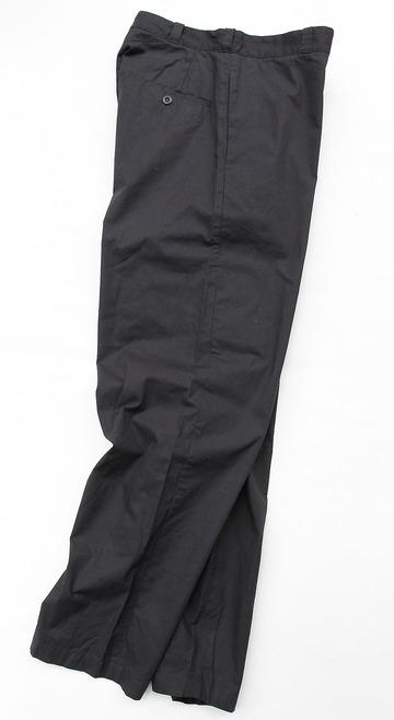 RICEMAN Tapered Pants BLACK (6)