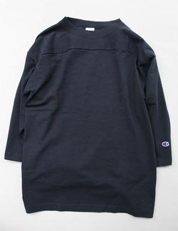 Champion T 1011 34 Sleeve Football T Shirts NAVY