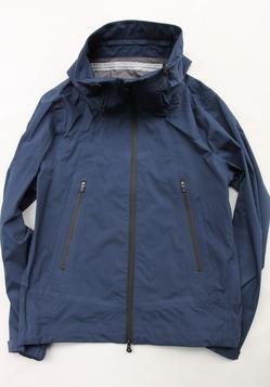 Homeward MILWAUKEE Hooded Technical Jacket BLUE NAVY