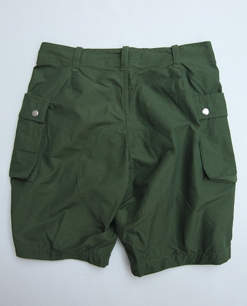 ARAN 6040 Shorts OLIVE (3)