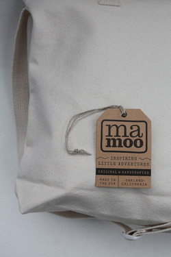 ma moo 2 Way Tote Bag NATURAL (4)