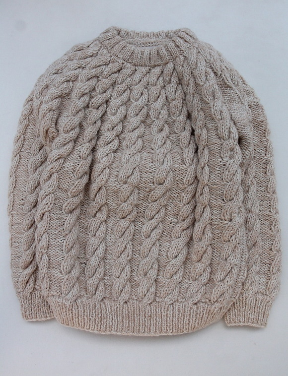 Knit Master ART 19 04 BEIGE Mix