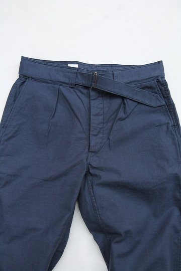 ARAN Belt Pants NAVY (4)