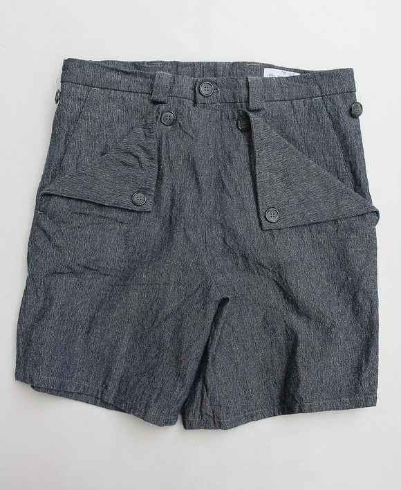Domestic Workwear Denim Shorts