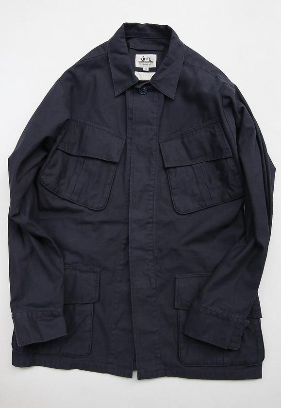 KIFFE Jangle Fatigue Jacket NAVY