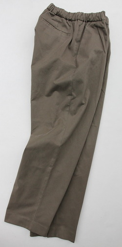 CEASTERS Twill Easy Trousers BEIGE (11)
