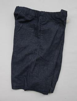 FOB Strech Easy Shorts INDIGO (2)