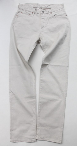 Empire & Sons 5Pocket Straight Taperd Pique Pants SAND BEIGE (4)