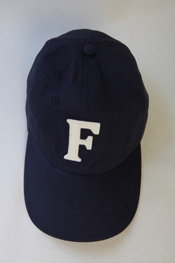 Felco Twill BB Cap NAVY F NATURAL