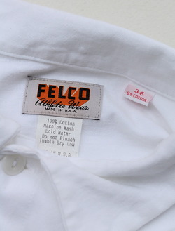 FELCO Pocket Polo WHITE (5)