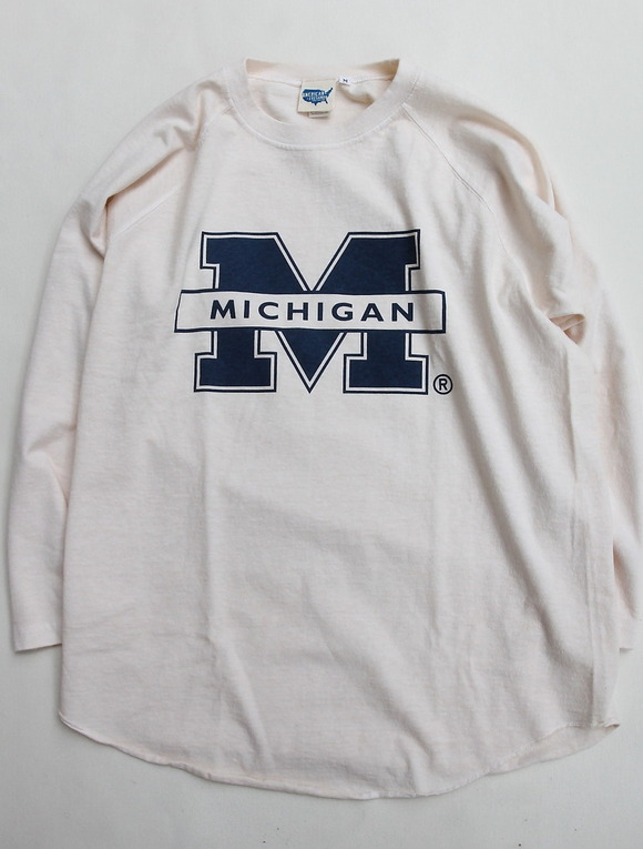 AMERICAN FRESHMAN Michigan BB Tee P NAT