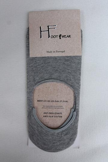H Footwear Cover Socks Anti Slip System GREY (2)