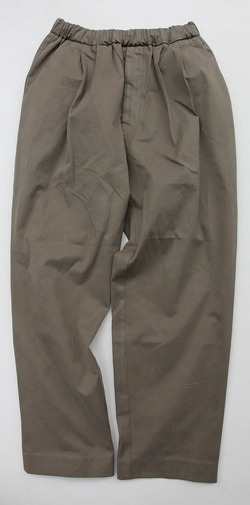 CEASTERS Twill Easy Trousers BEIGE (10)