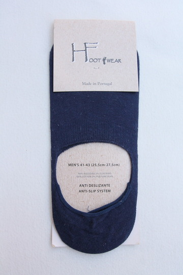 H Footwear Cover Socks Anti Slip NAVY (2)
