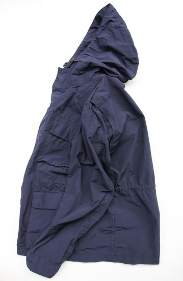 MIDA Type M65 With Hood Materiale made in Japan NAVY (6)