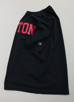 Champion T 1011 Crew Neck BOSTON NAVY (3)