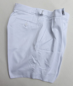 Deadstock Royal Navy Shorts WHITE (2)