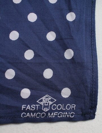 CAMCO Fast Color Dot Bandana (2)