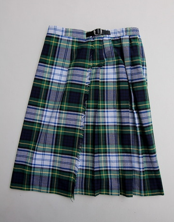ONEIL of Dublin Kilt Midi NAVY Dress Stewart (2)