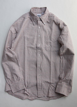 The BAGGY Oxford Tattersoll Chek BD