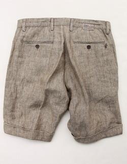 Maison Clocherd Mallard Shorts BEIGE (5)